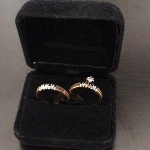 Jewelry - Wedding Set 6 Diamond .20ctw SI2 I